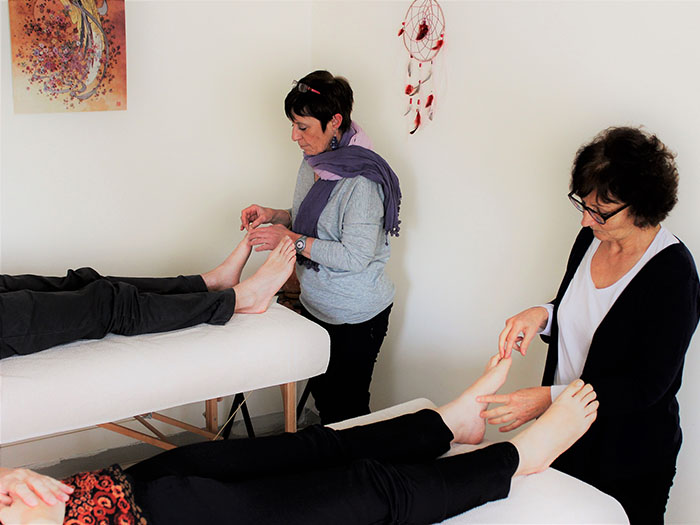 Formation Massage La Métamorphose