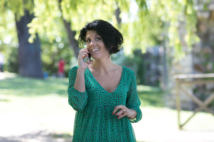 Shooting photo Vanessa