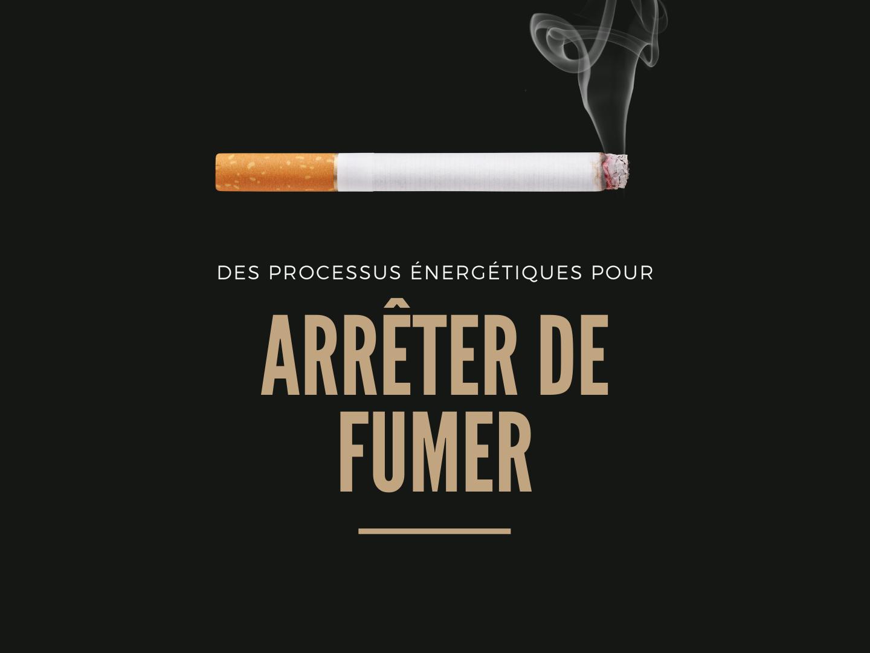 CIGARETTE ... TU VEUX ARRÊTER DE FUMER ?